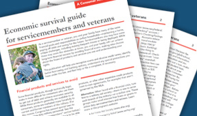 Economic Survival Guide for Servicemembers and Veterans